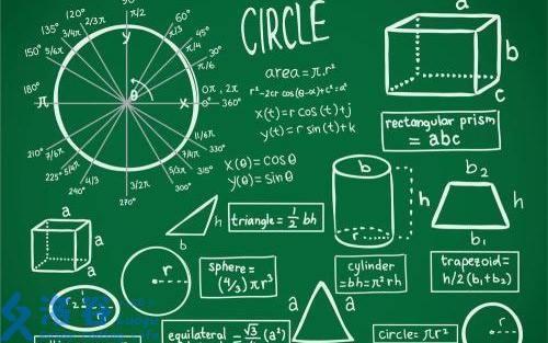 对数学的要求比较高
